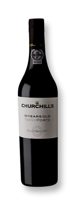 Churchills Tawny 10 anos 500 mL - Grand Cru Vinhos