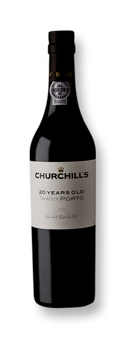 Tinto Churchills Tawny 20 anos 500 mL - Grand Cru Vinhos