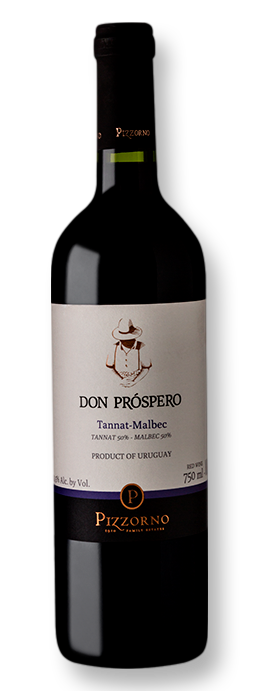 Pizzorno Don Prospero Tannat Malbec 2018 750 mL - Grand Cru Vinhos