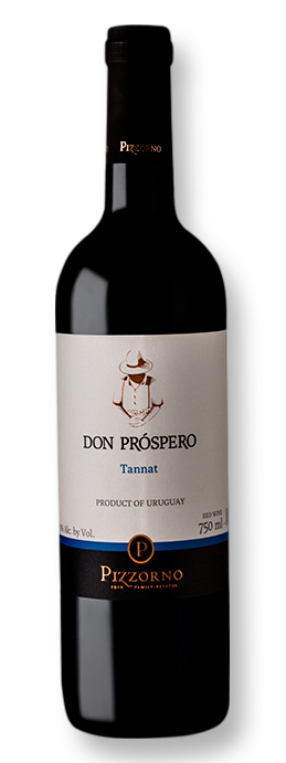 Pizzorno Don Prospero Tannat 2018 750 mL - Grand Cru Vinhos