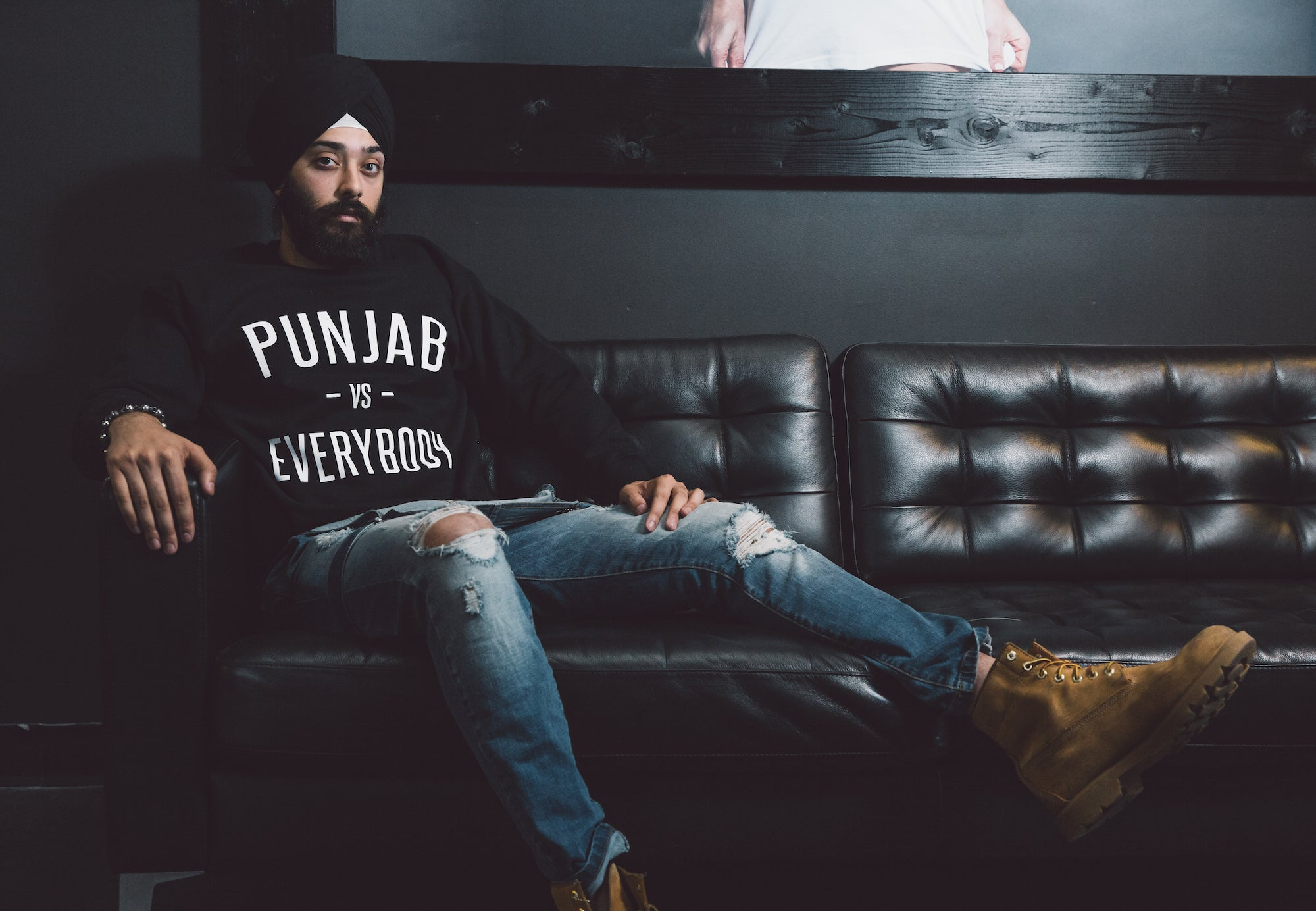 Punjab vs Everybody by Rootsgear