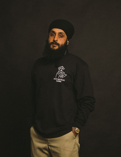 Fateh - GWS - Long Sleeve Tee