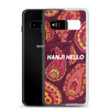 Hanji Hello - Paisley - Phone Case