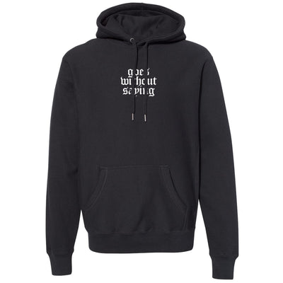 Fateh - GWS - Embroidered Logo Hoodie