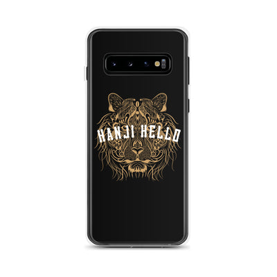 Hanji Hello - Lion - Phone Case