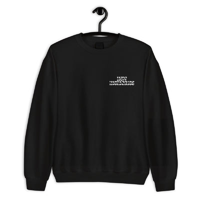 Fateh - New Memories - Black Sweatshirt