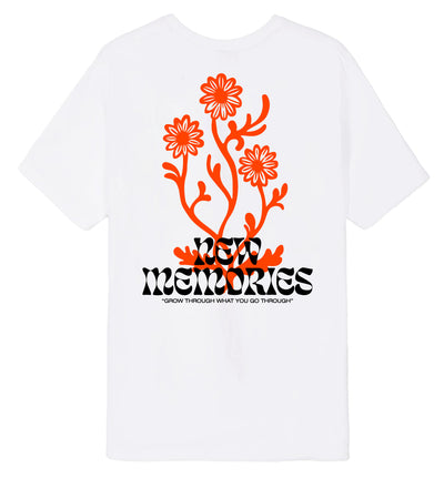 Fateh - New Memories - White Tee