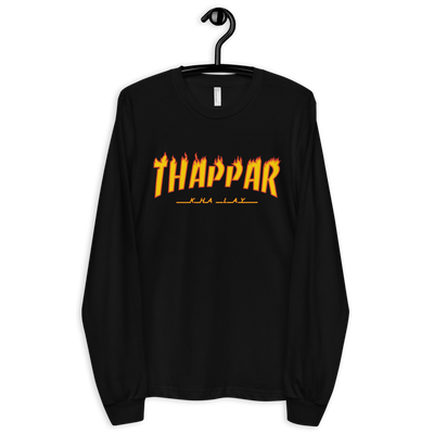 Rootsgear x Digink - Thappar - Long Sleeve