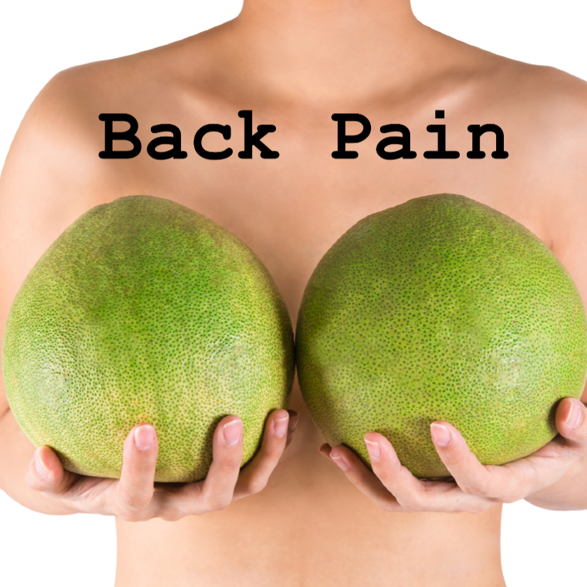 The Best Stretch for Women with Large Breasts and Mid Back Pain