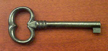 Surface Lock Key