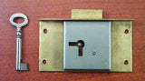 Half Mortise Drawer Lock
