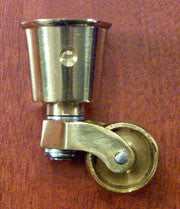 Brass Cup Caster