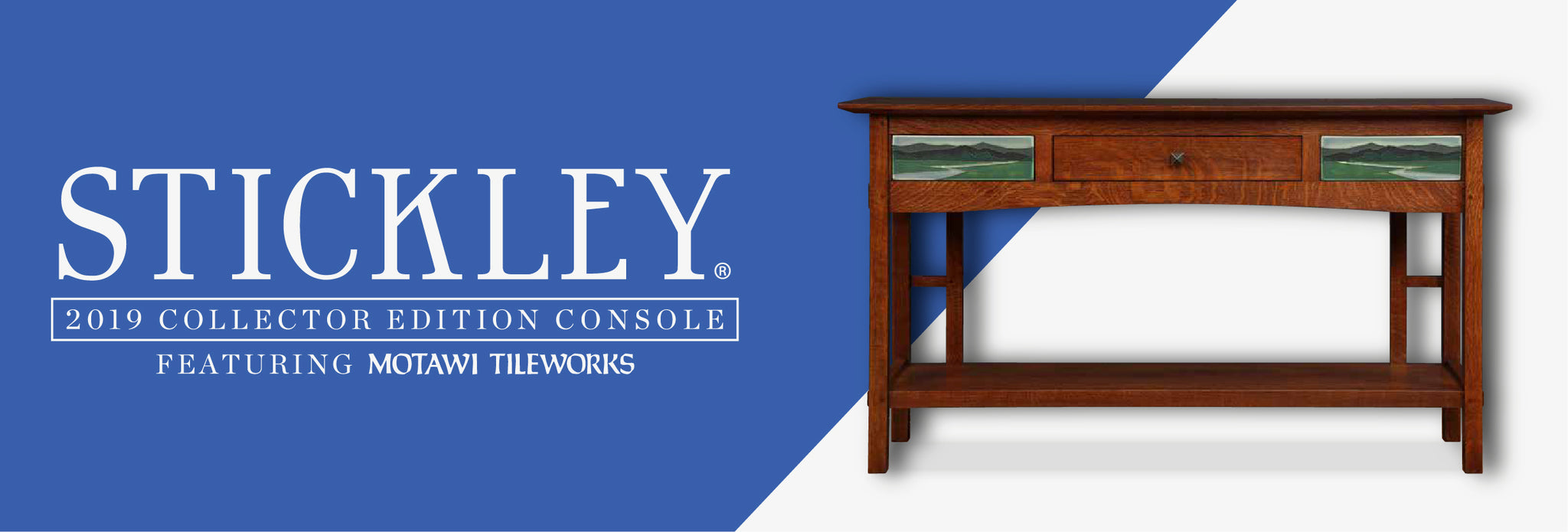 Stickley and Motawi Collaboration