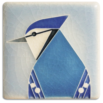 3x3 Blue Jay - Ice Blue