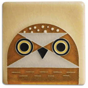 3x3 Owlet - Light Sand