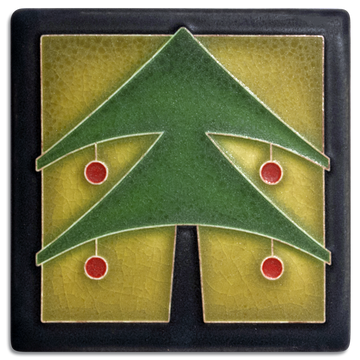 4x4 Christmas Tree - Green