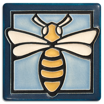4x4 Bee - Light Blue