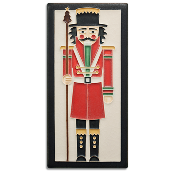 4x8 Nutcracker - Peppermint