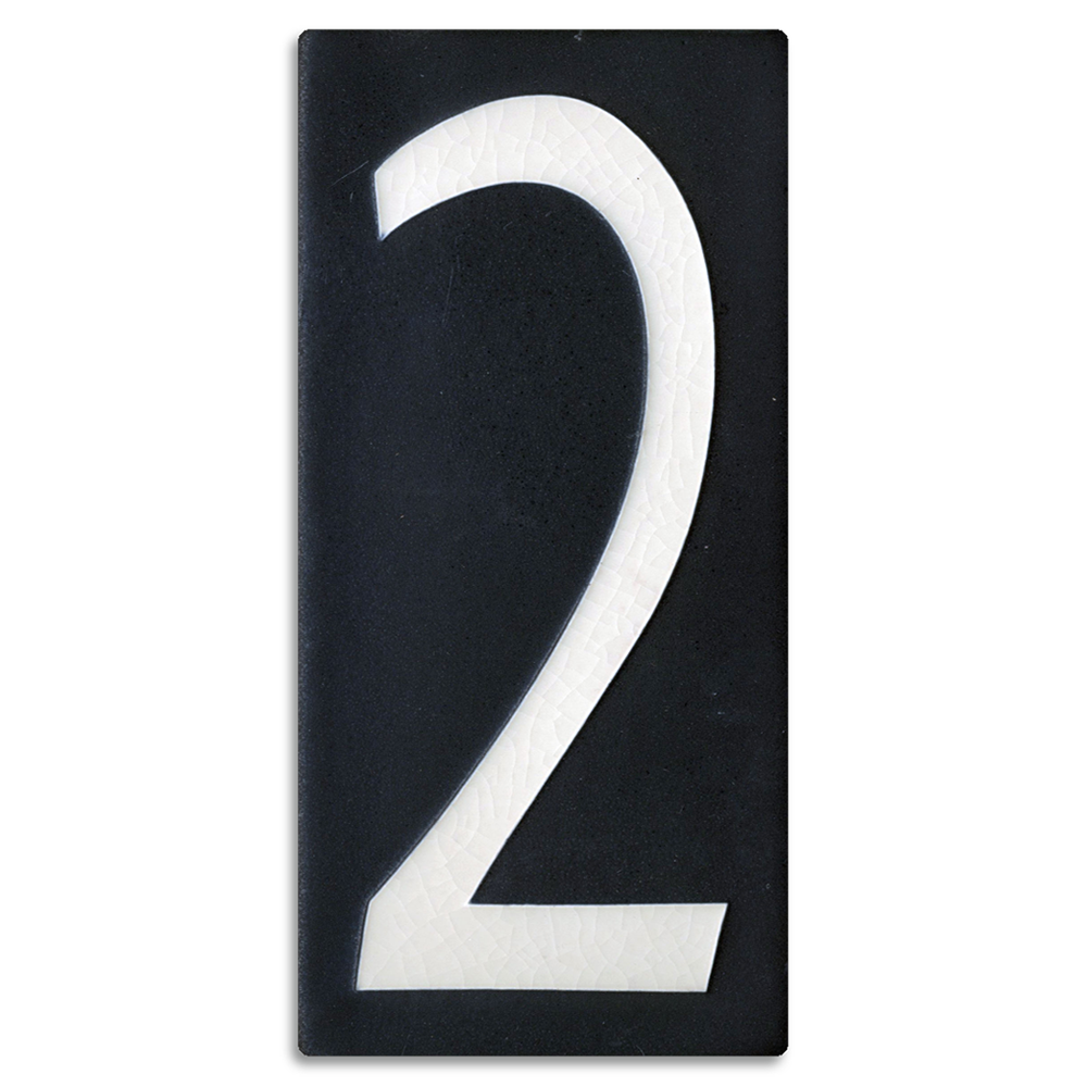 4x8 house number black motawi tileworks motawi tileworks 4x8 house number black 2 dailygadgetfo Image collections