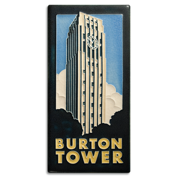 4x8 Burton Tower