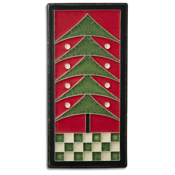 4x8 Dard Hunter Tree - Red