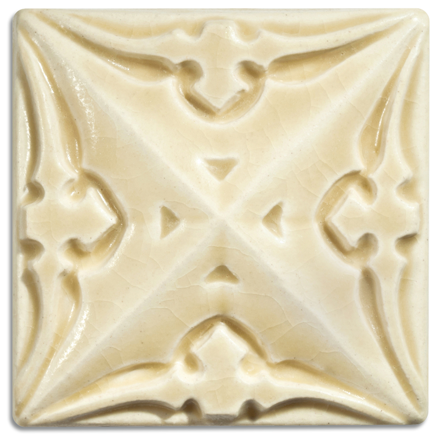 5143| Light Sand on 4x4 Sullivan Relief Tile
