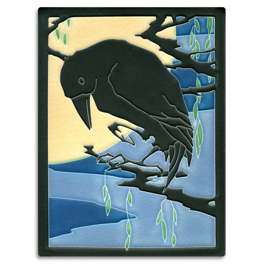 6x8 Raven - Midnight