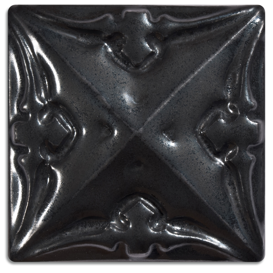 2028 | Black on 4x4 Sullivan Relief Tile