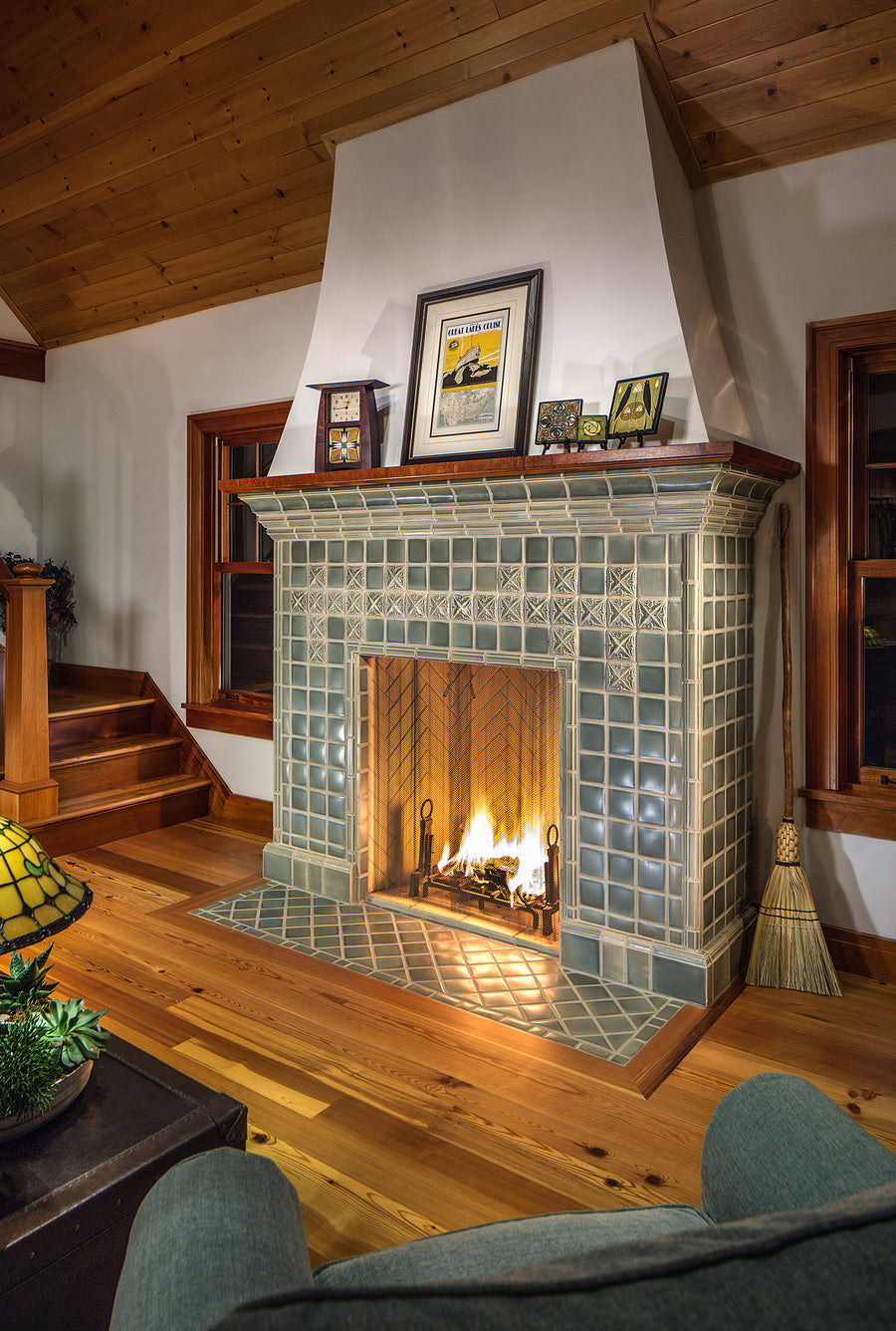 Sullivan Fireplace