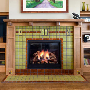 DIY Fireplace #1