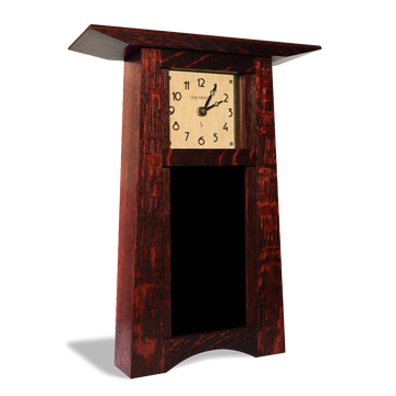 4x8 Vertical Craftsman Clock