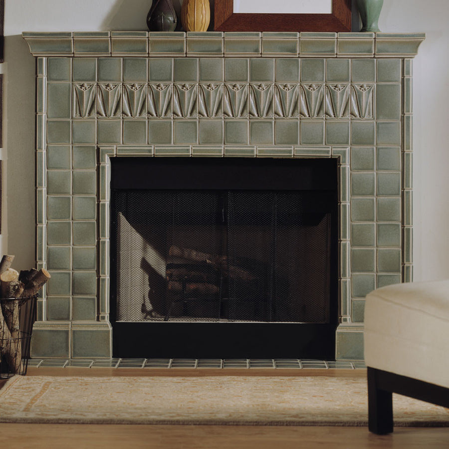 Halsted Fireplace