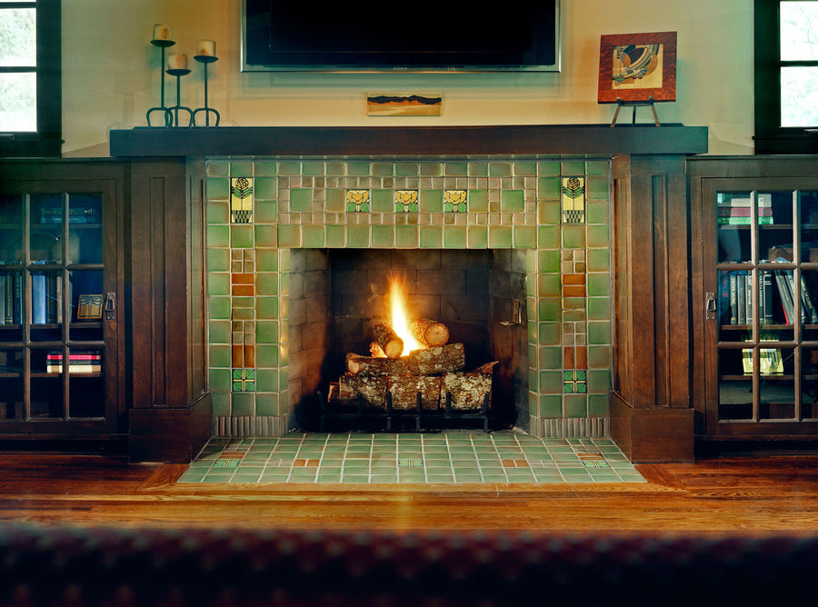 Little Journeys Fireplace