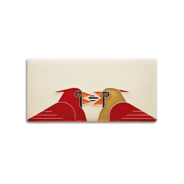3671 CR | 3x6 Cardinal Couple, Cream
