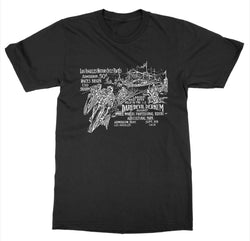 LA Motorcycle Races T-Shirt