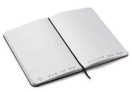Black Lined Journal, 2-Pack, Numbers 3 and 4