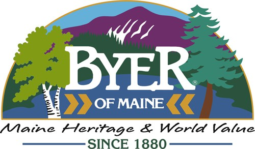 Byer of Maine logo