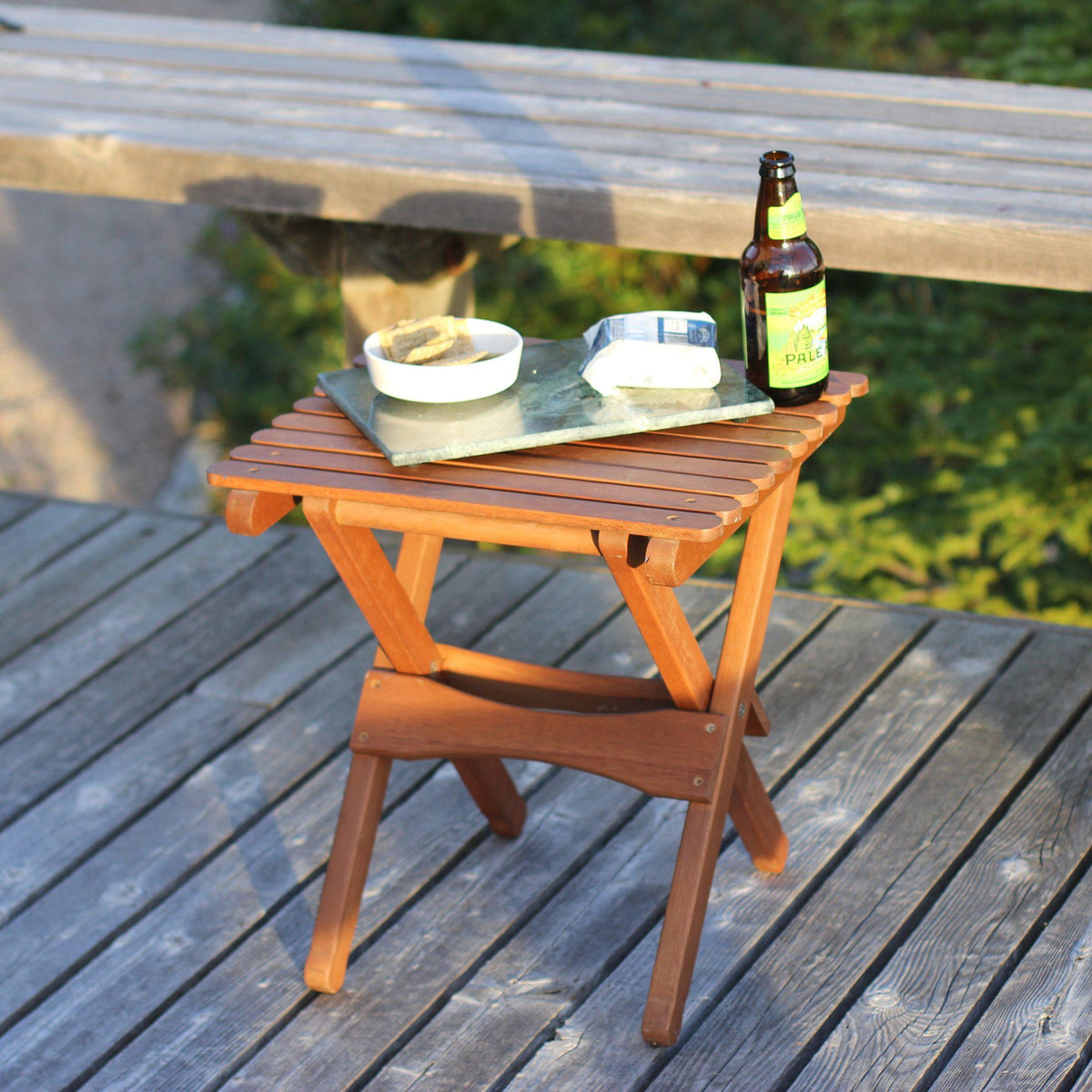 Pangean Folding Table - Small