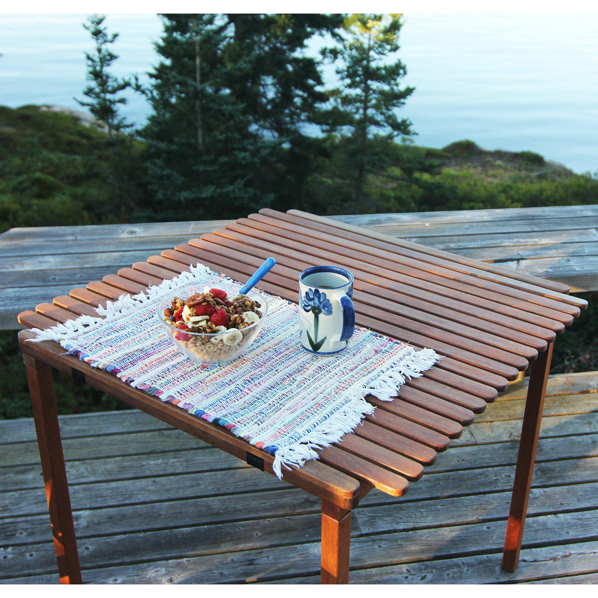 Nomad Table, from Byer of Maine
