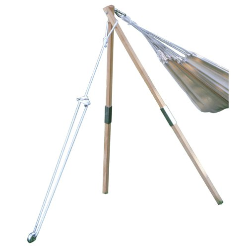 Byer of Maine Foldable Madera Hammock Stand