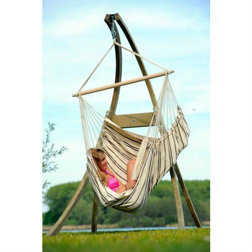 Brazil Hammock Chair with Atlas Stand
