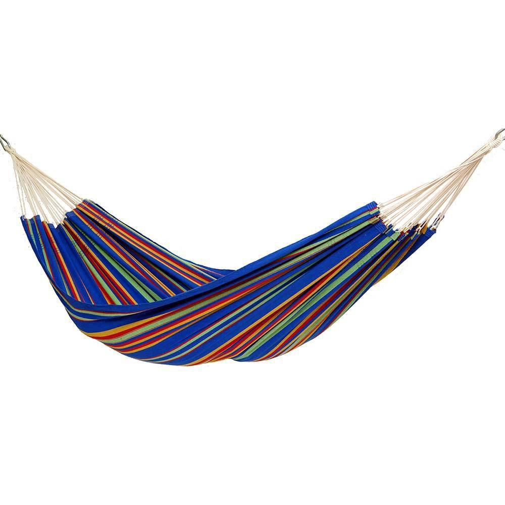 Barbados single Hammock in Blue Sky