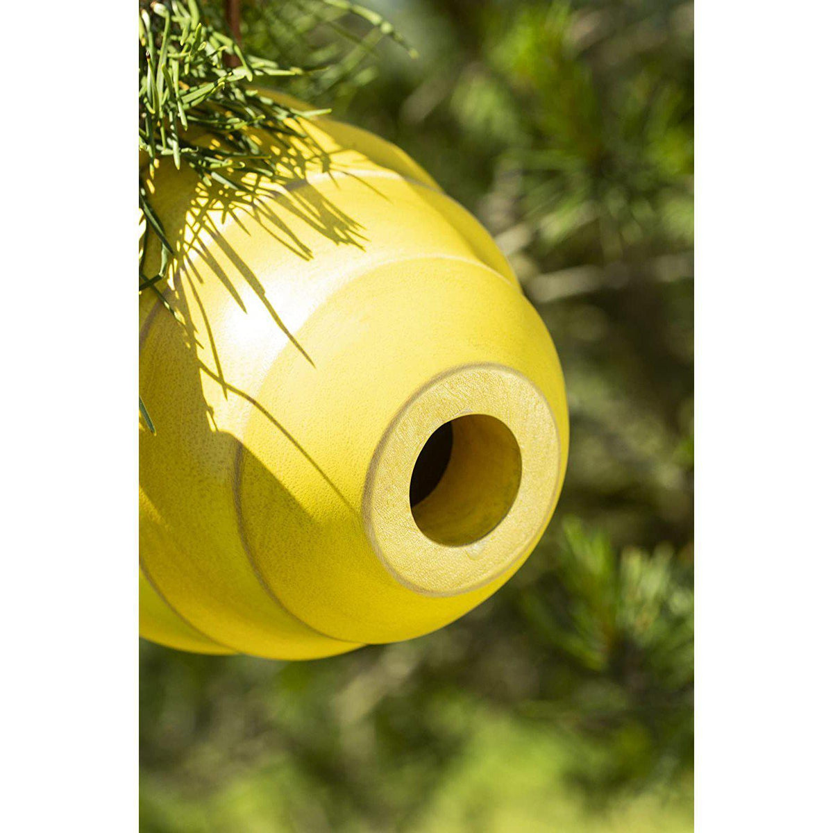 BeeHive Bird Home, from Byer of Maine