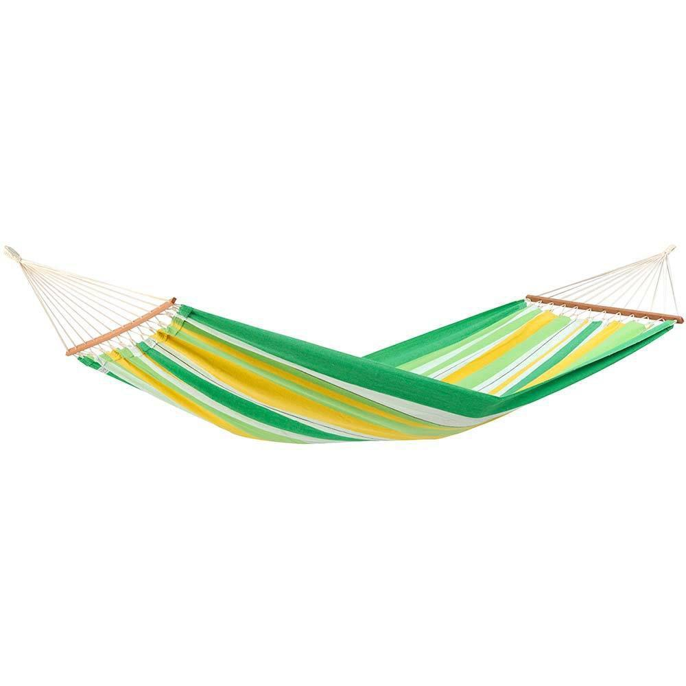 Brasilia Hammock in Apple Green