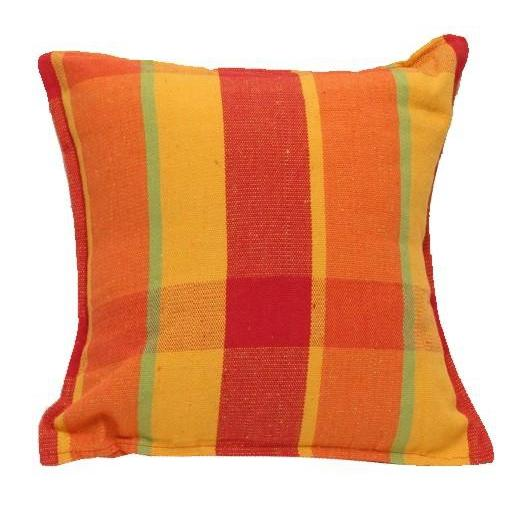 Brazilian Hammock PIllow - Mustard Red
