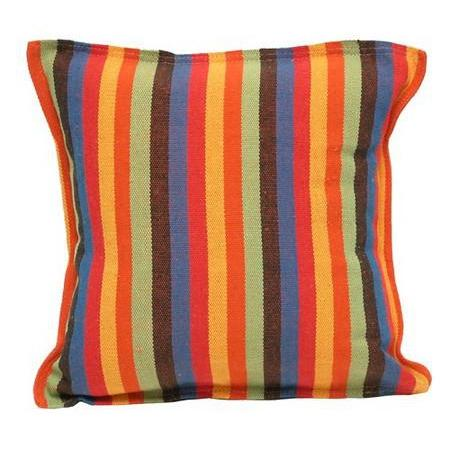 Brazilian Hammock Pillow, Multi-Stripe, from Byer of Maine
