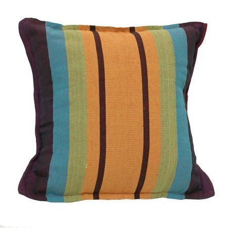 Brazilian Hammock Pillow, Rainbow, from Byer of Maine