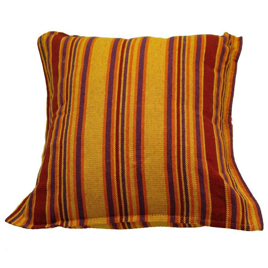 Brazilian Hammock Pillow, Sunset, from Byer of Maine