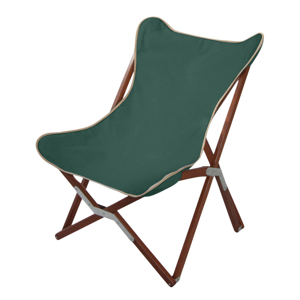 Butterfly Chair, Forest Green, from Byer of Maine