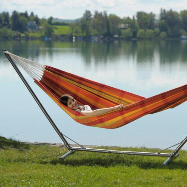 Ceara Hammock Stand, from Byer of Maine